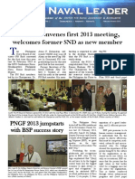 The Naval Leader February-March 2013 Issue