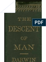Darwin Charles - The Descent of Man London 1871 I Opt