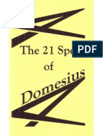 59531895 the 21 Spells of Domesius