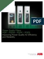 1SXP982003D0201 Active Filter Brochure