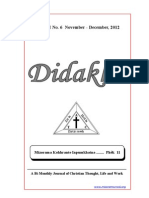 Didakhe - November_December, 2012