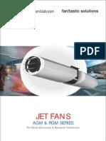 Jet Fan Catalogue