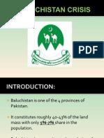 Baluchistan crisis