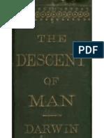 Darwin Charles - The Descent of Man London 1871 II Opt