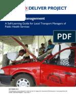 Transport Management Guide