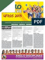 2013 Anglo Resolve Ufrgs Bioquigeo