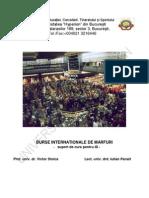 Burse internationale de marfuri