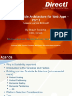Building a Scalable Architecture 1211657706511562 8