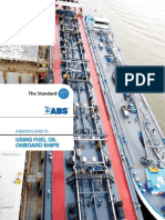 A Master's Guideto Using Fuel Oil On board ships