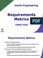 MELJUN CORTES JEDI Slides-3.5 Requirements Metrics