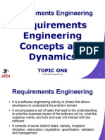 MELJUN CORTES JEDI Slides-3.1 Requirements Engineering Concepts