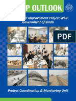 Sindh Water Sector Improvement Project Out Look