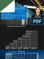 System Center 2012 Workshop