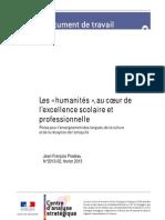 130220 - Humanites-dt-V Finaleval Le 25-02