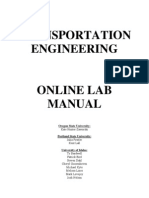 Transportation Engineering - Lab Manual.pdf