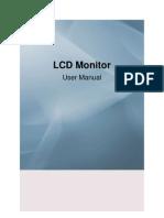 Samsung Monitor 2343NW