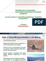 Mining Conference Presentation BS Nagaraj