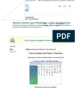 Fuentes para Photoshop.pdf