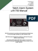 BW-700 Manual English 2010-1