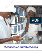 Training Program On Rural Marketing