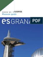 Guia Oficial Granada Museos