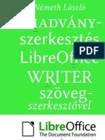 KiadványszerkesztésLibreOffice