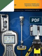 Catálogo de Productos Geotronics