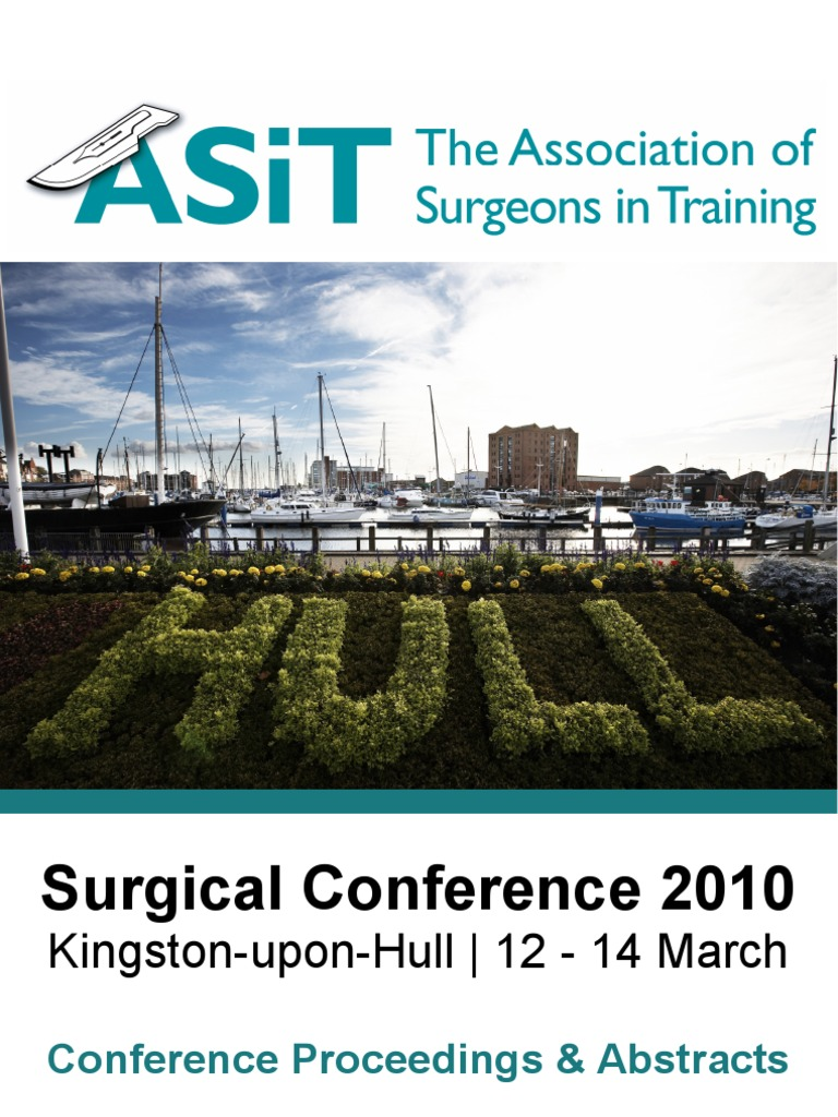 Asit Conference Hull 2010 Abstract Book Cancer Surgery Unipolar Stepper Driver Schematic Bmp Sch