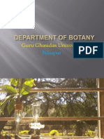 Department of Botany