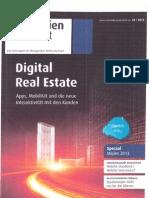 Titelartikel Digal Real Estate