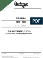 Twingo X066 - X067