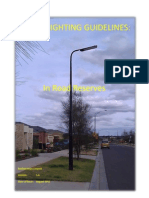 Public Lighting Guidelines