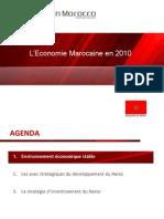 Econom i e Marocain e 2010