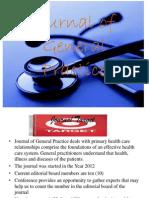 Journal of General Practice