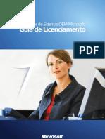 Guia de Licenciamento