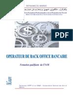Plaquette Back Office Bancaire-OfF-BB