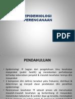 epidemiologi perencanaan 2003