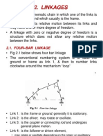 2. Linkages