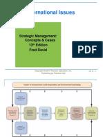 Strategic Management Chapter 11
