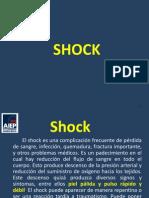 Schok y Heridas