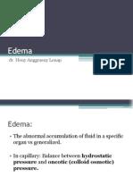 dr. Heny A. L. - Edema
