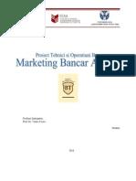 Marketing Bancar - Studiu de Caz Banca Transilvania