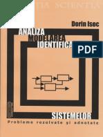 Filehost_Analiza Modelarea Identificarea Sistemelor [ Probleme Rezolvate ][ Dorin Isoc ] (1)