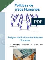 POLÍTICAS DE RH