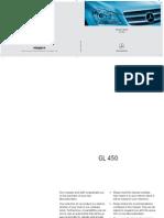 Instrukcja Obslugi Mercedes GL 2007 [ENG]