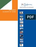 Safmarine Glossary