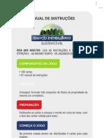 Manual - Jogo Banco Imobiliário Sustentável CARTAS