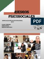 presentación riesgos psicosociales CON ESTADISTICA