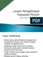 Desani Pengelolaan Daerah Pesisir