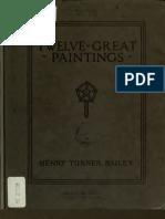 Twelve Great Paint 00 Bail Rich